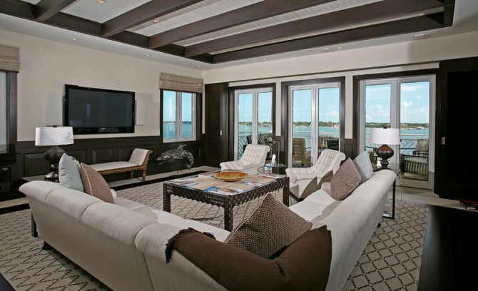 Luxurious Ocean View Penthouse, Ocean Club Residences & Marina, Paradise Island