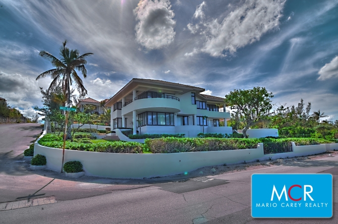 EXCLUSIVE LISTING: Beach Front Home, West Bay Street, Nassau, Bahamas
