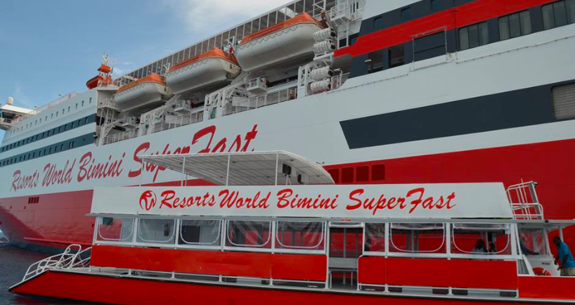 Bahamas Real Estate | Resorts World Bimini Super Fast Ferry