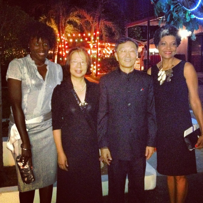 Bahamas Real Estate |  The 64th Anniversary of The Founding of The People's Republic of China