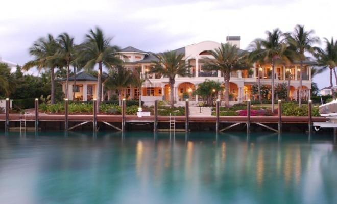 Sea Level, Paradise Island