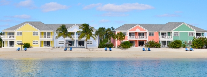 Bahamas Real Estate | The New York Times Recommends Sandyport Beaches Resort