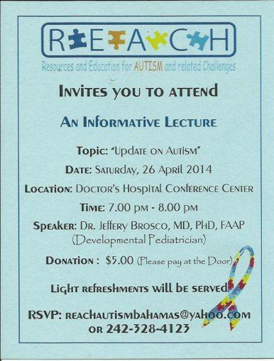 REACH Lecture