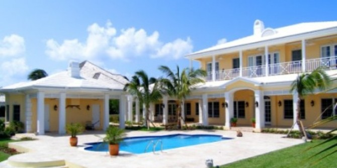 Canal Front Residence- Ocean Club Estates