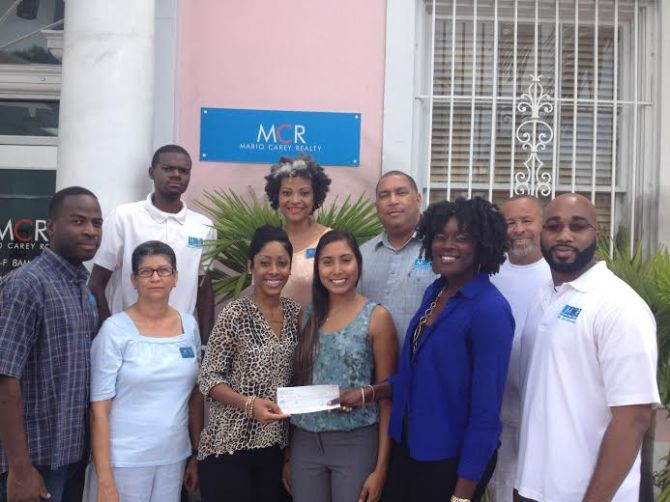 Bahamas Real Estate | Mario Carey Realty Supports The Fight Against Hunger!