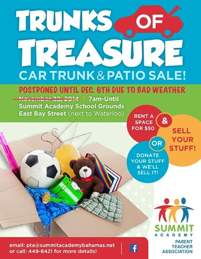 Treasure Sale
